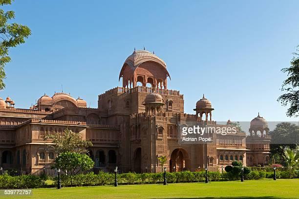 Lalgarh Palace, Bikaner, Rajasthan