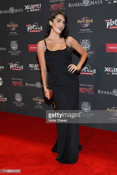 Lali Esposito attends the red carpet of the Premios Platino 2019 at Occidental Xcaret Hotel on May 12 2019 in Playa del Carmen Mexico
