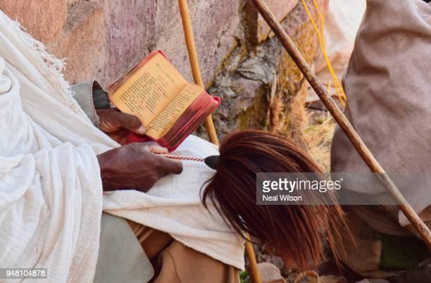 lalibela, ethiopia - ethiopian orthodox church stock pictures, royalty-free photos & images