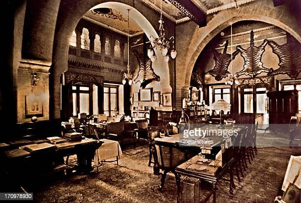 Lallgarh Palace Bikaner Rajasthan India