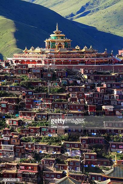 Lama temples