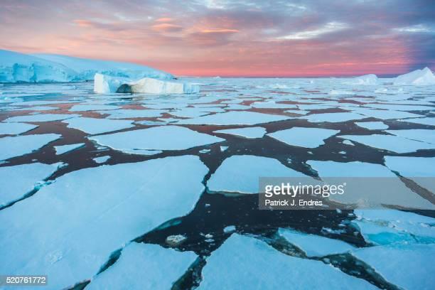 lamaire channel, antarctica - antarctic sound foto e immagini stock