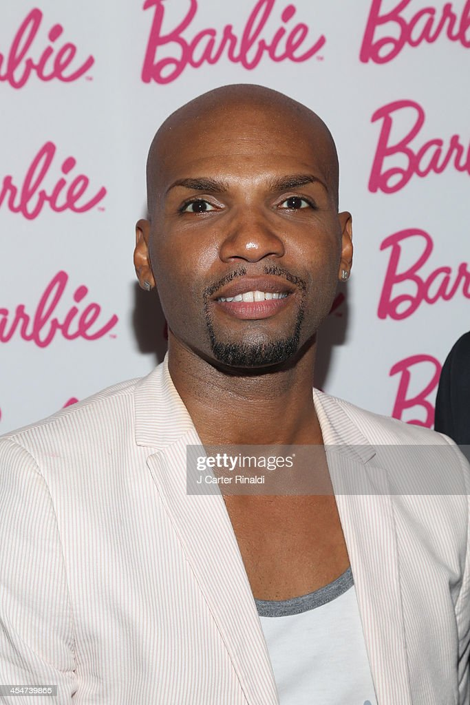 LaMar 'Allure' Wright of The Couture Man attends Barbie And CFDA Event on September 5, 2014 in New York City.