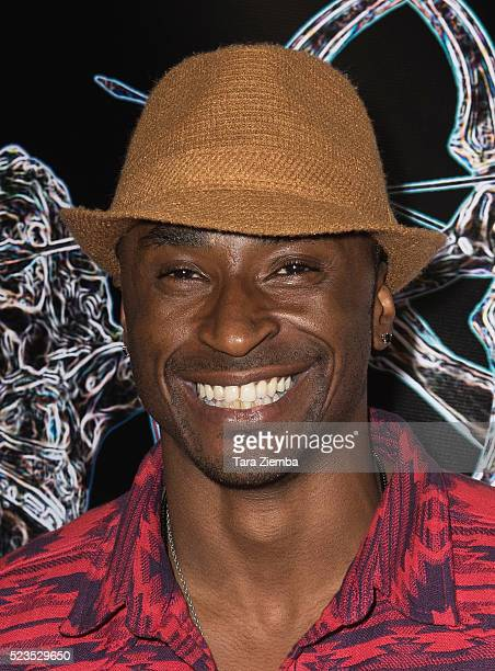 Lamar attends the 2nd Annual Artemis Film FestivalRed Carpet Opening Night/Awards Presentation at Ahrya Fine Arts Movie Theater on April 22 2016 in...