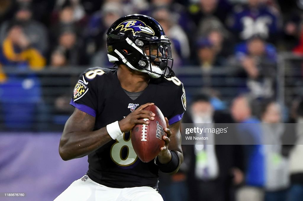 New England Patriots v Baltimore Ravens : News Photo