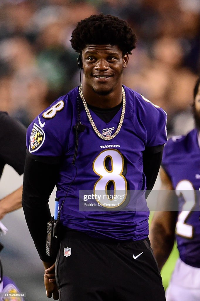 Baltimore Ravens v Philadelphia Eagles : News Photo