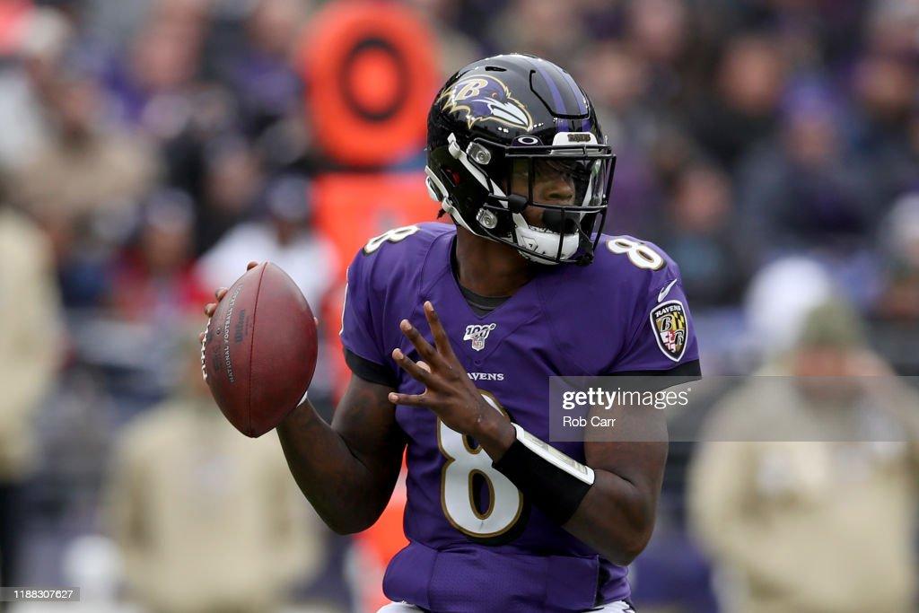 Houston Texans vBaltimore Ravens : News Photo