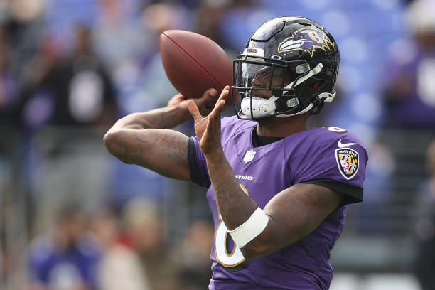MD: Cincinnati Bengals v Baltimore Ravens