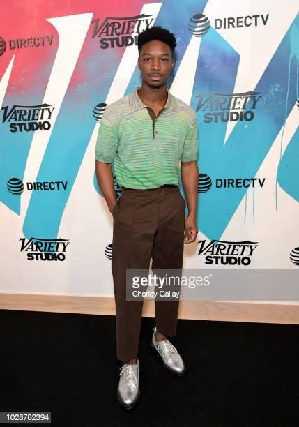 Lamar Johnson stops by DIRECTV House presented by ATT during Toronto International Film Festival 2018 at Momofuku Toronto on September 7 2018 in...