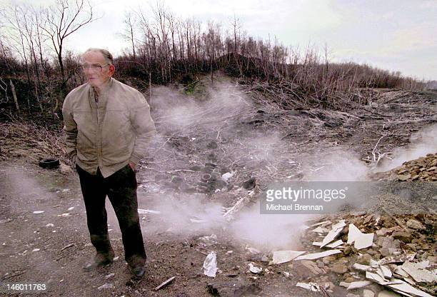 Lamar Mervine the Mayor of Centralia Pennsylvania 13th March 2000 The town situated in the deep mining area of Pennsylvania was evacuated in 1962 due...