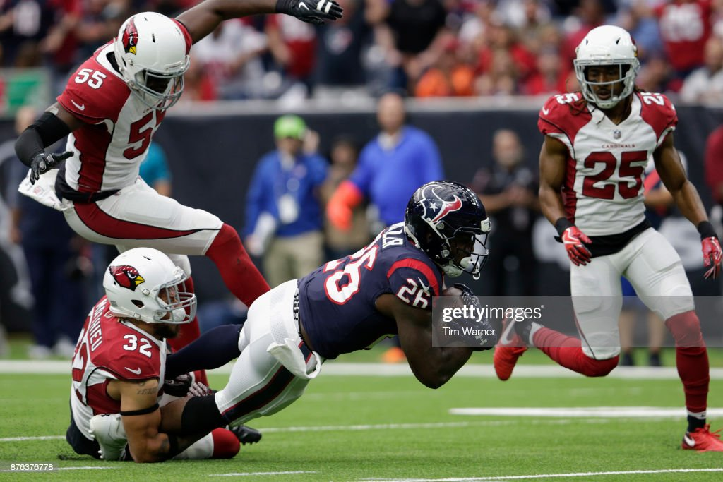 Arizona Cardinals v Houston Texans