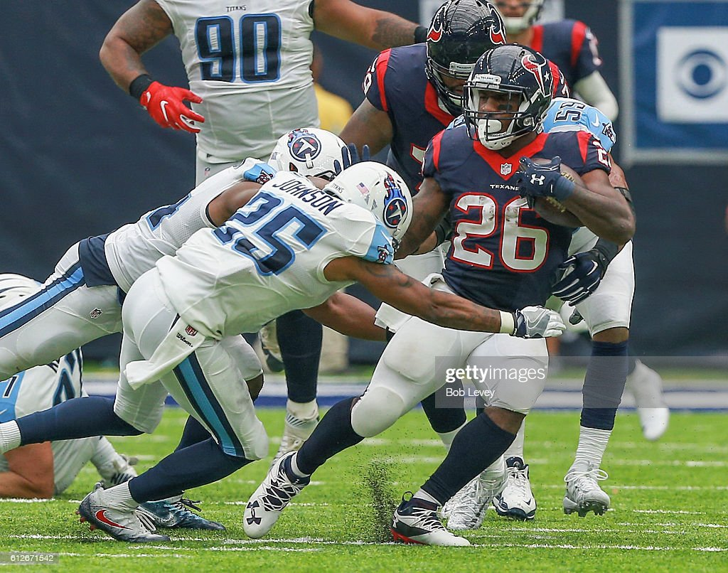 Tennessee Titans v Houston Texans : News Photo