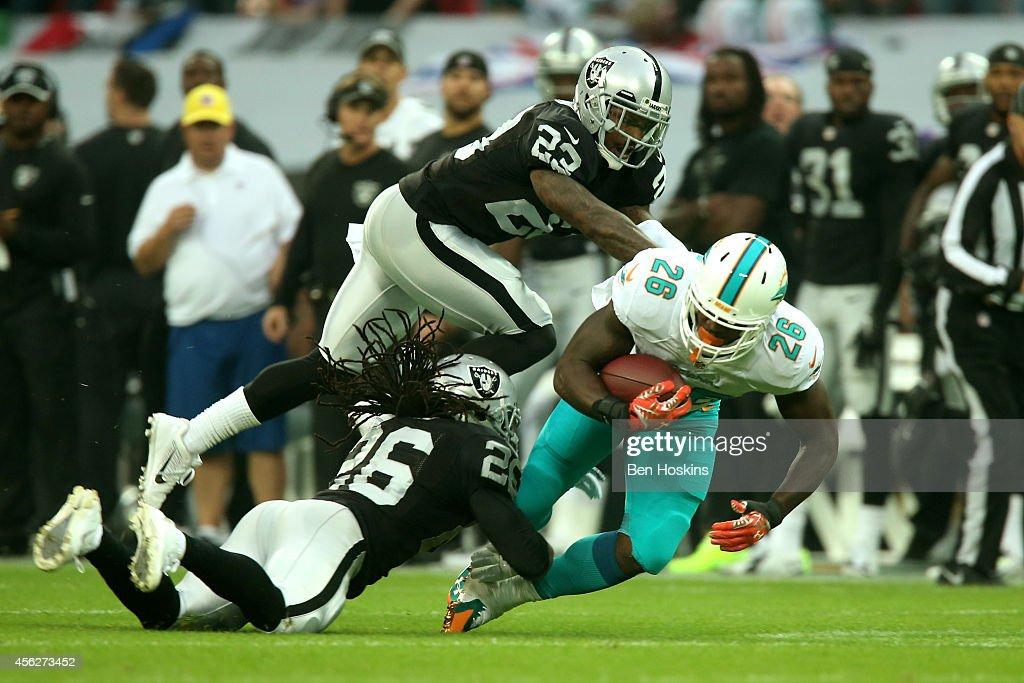 Oakland Raiders v Miami Dolphins