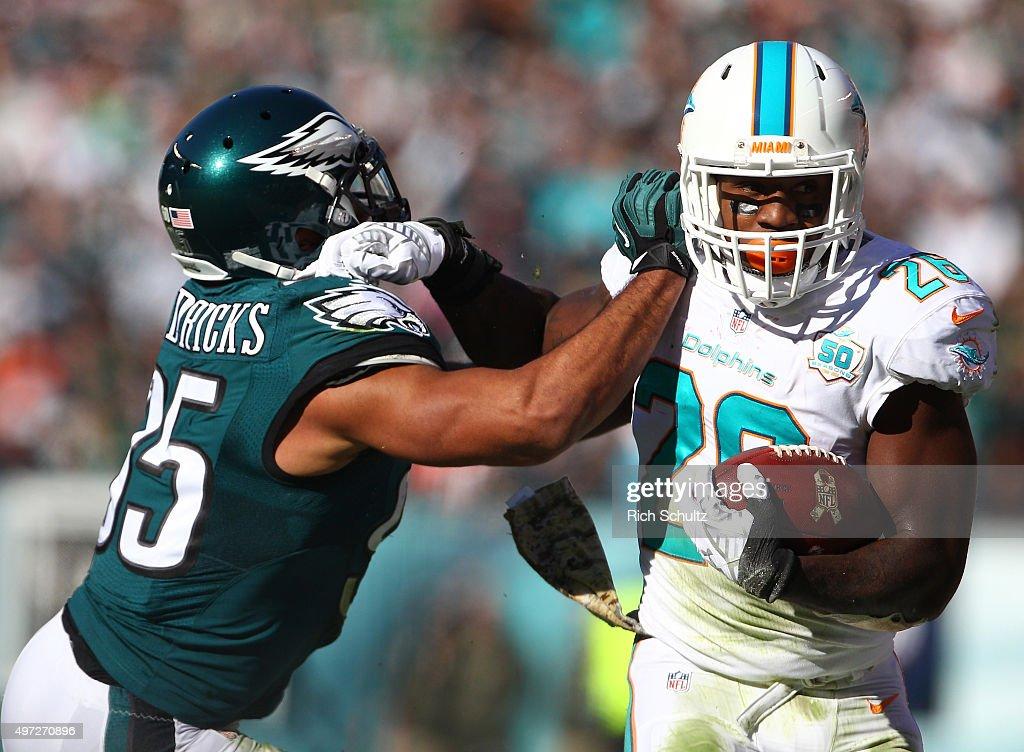 Miami Dolphins v Philadelphia Eagles : News Photo