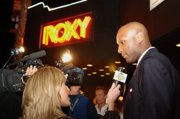 Lamar Odom Hosts Fundraising Concert to Launch Cathy's Kids