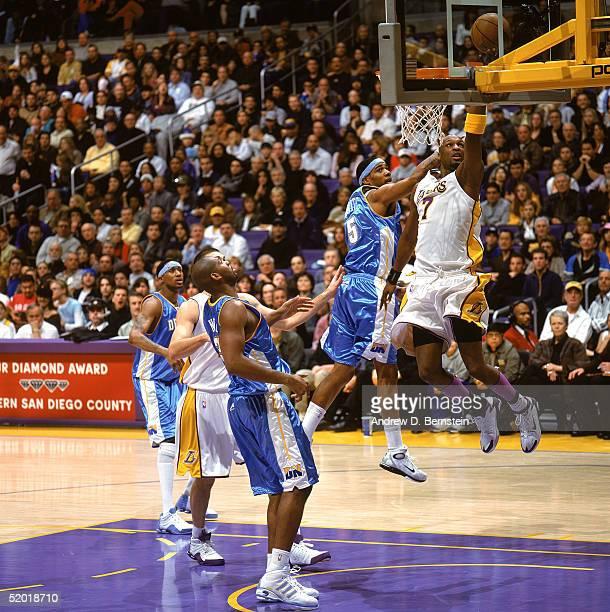 Nuggets X Lakers: 60 Foto E Immagini Di Rodney White Di Tendenza