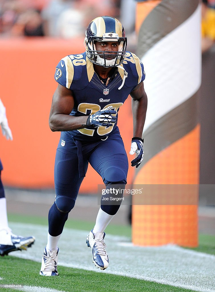 St Louis Rams v Cleveland Browns