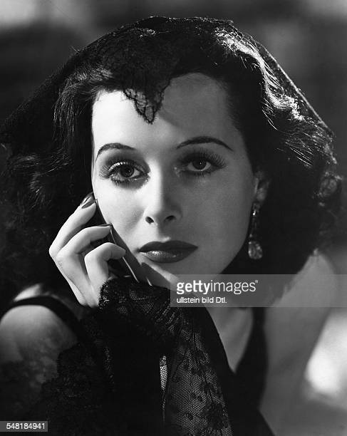 Lamarr Hedy Actress Austria * Scene from the movie 'Algiers' Directed by John Cromwell USA 1938 Produced by Walter Wanger Productions Published in...