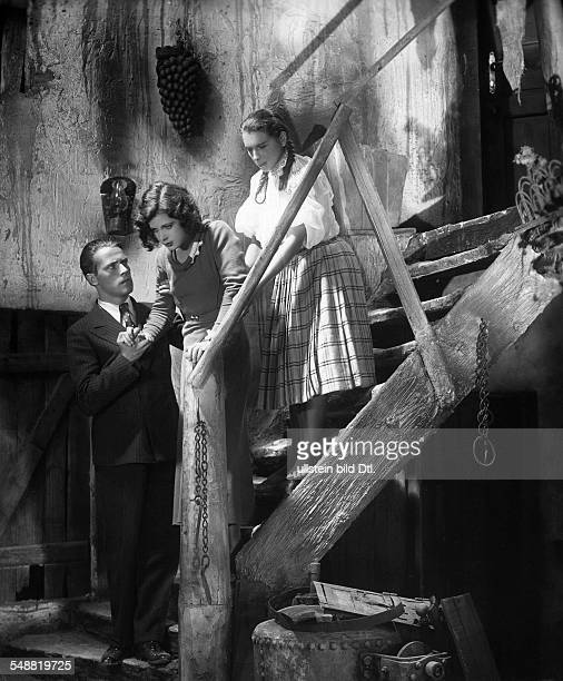 Lamarr, Hedy - Actress, Austria *-+ - with Aribert Moog, scene from the movie 'Ecstase' - Directed by: Gustav Machaty - Czech/Austria 1933 -...
