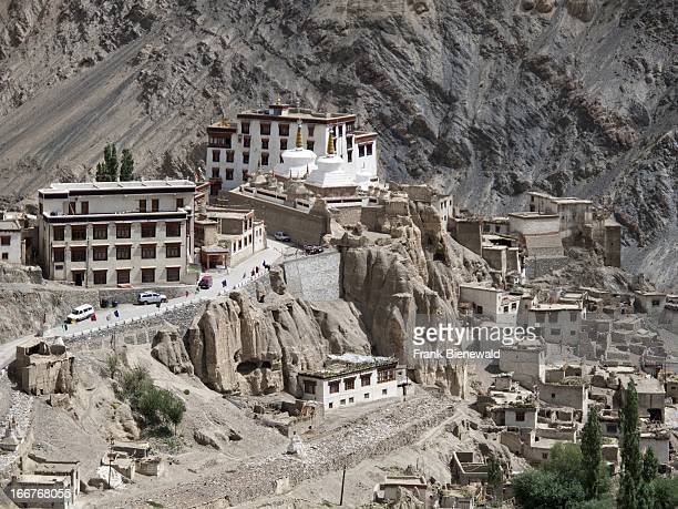 LAMAYURU JAMMU KASHMIR INDIA Lamayuru Gompa one of the most important monasteries in the former kingdom of Ladakh