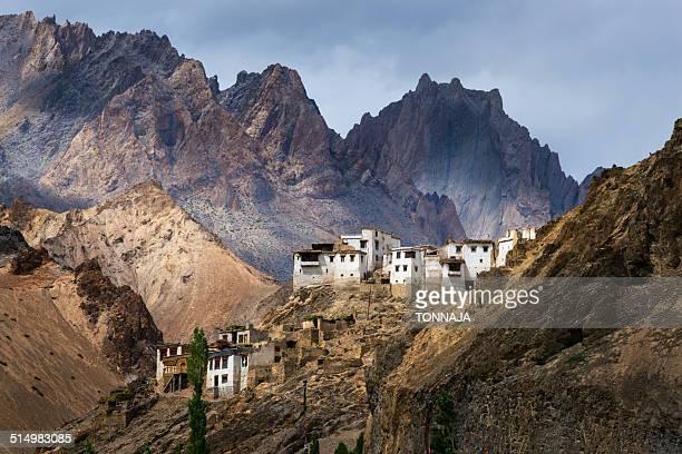Lamayuru Monastery in Kargil