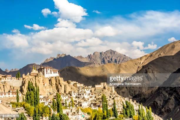 Lamayuru Monastery, Ladakh, India.
