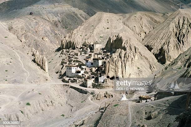 Lamayuru Monastery Ladakh Jammu and Kashmir India