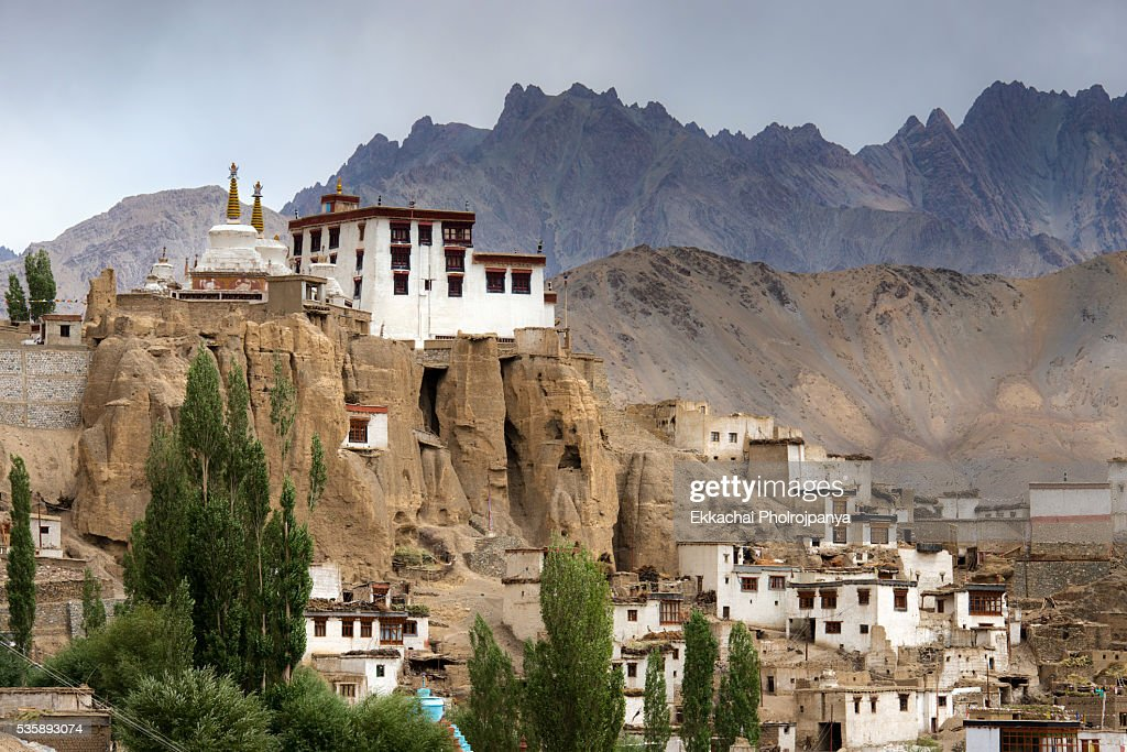 Lamayuru Monastery : Stock Photo