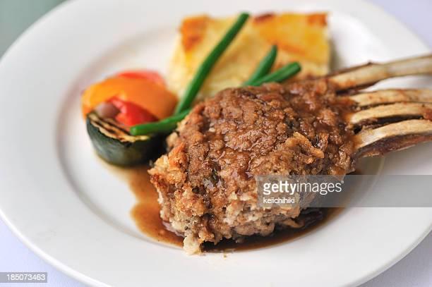 Lamb Cutlet,