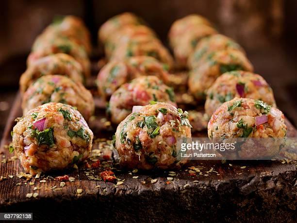 100% Lamb -Greek Meatballs