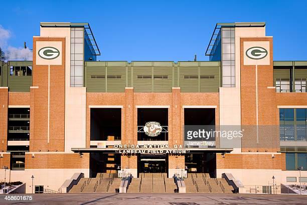 Lambeau Field; Home of the Green Bay Packers