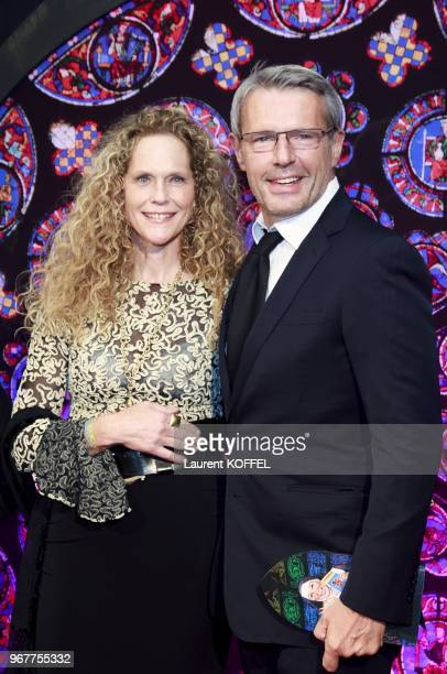 Lambert Wilson attend Sister Act The Musical Gala Premiere at Theatre Mogador on September 20 2012 in Paris France