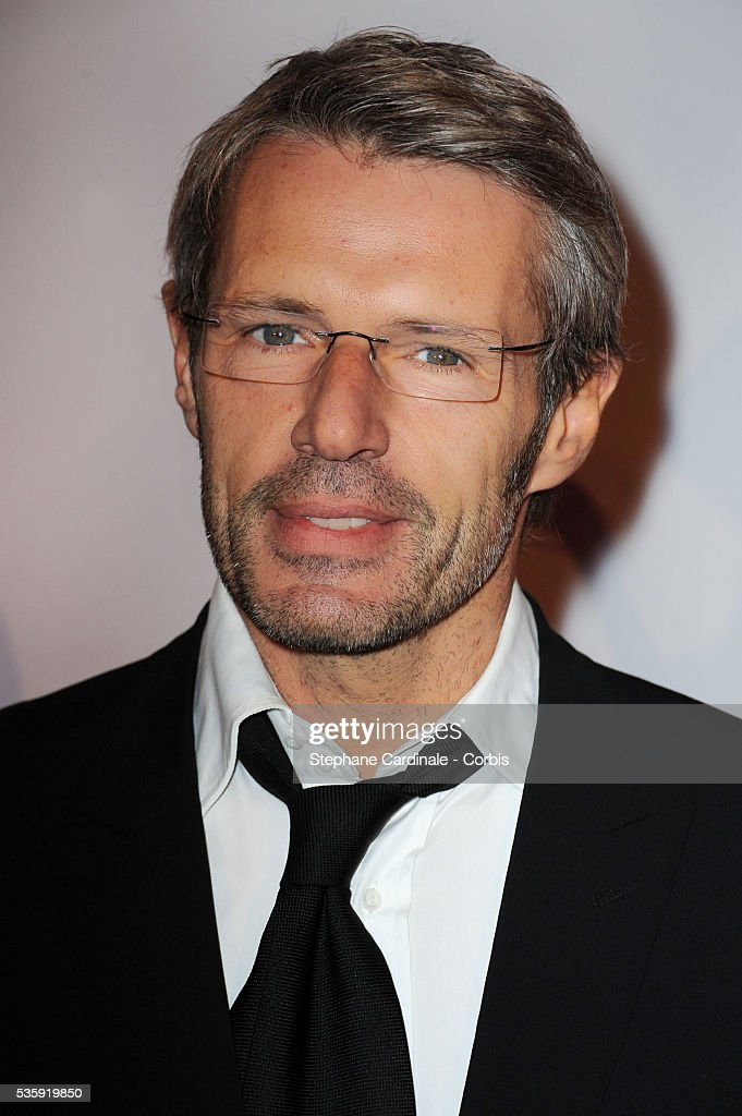Lambert Wilson attends 'Madame Figaro' 30th Anniversary Party, at Salle Wagram in Paris.