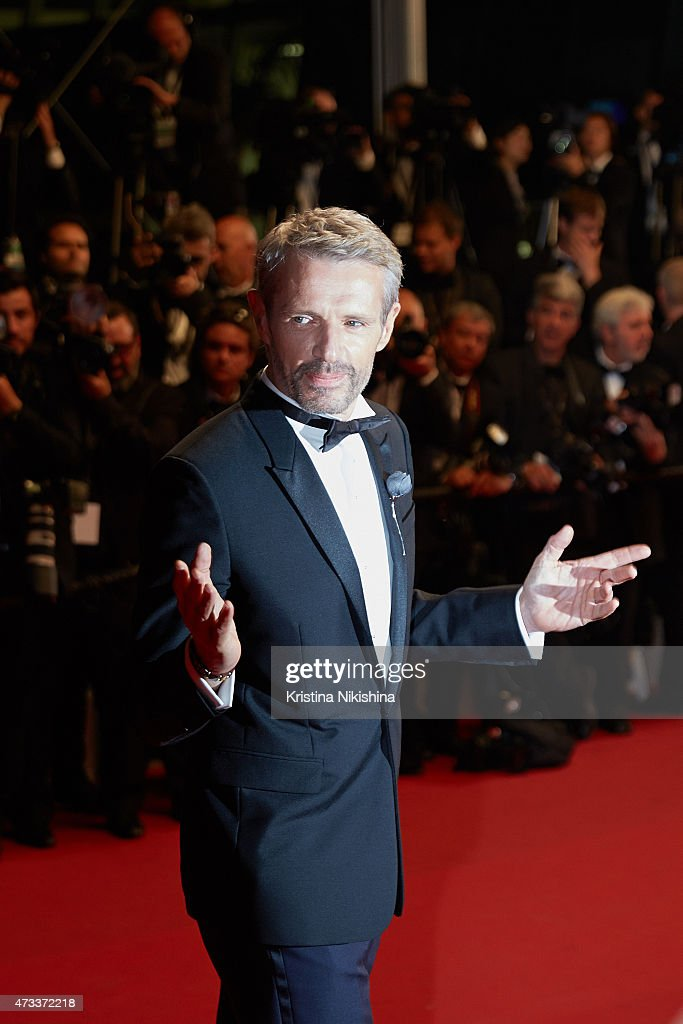 Lambert Wilson attends Premiere of 'Il Racconto Dei Racconti' ('Tale of Tales') during the 68th annual Cannes Film Festival on May 14, 2015 in Cannes, France.