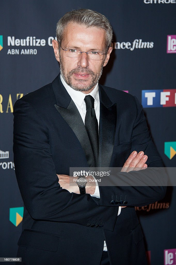 Lambert Wilson attends the 'Trophees Du Film Francais' 20th Ceremony at Palais Brongniart on February 5, 2013 in Paris, France.