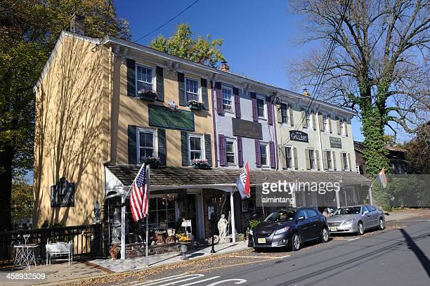Lambertville in New Jersey