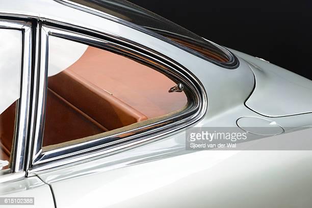 "lamborghini 350 gt classic italian sports car detail - ""sjoerd van der wal"" stock pictures, royalty-free photos & images"