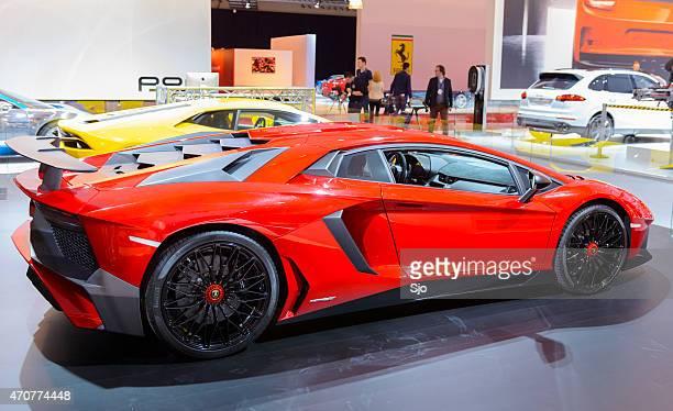 Lamborghini Aventador 750-4 Superveloce supercar me