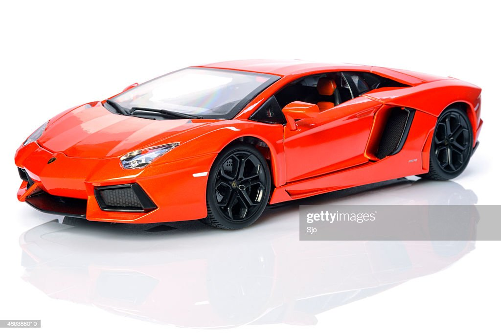 Lamborghini Aventador Lp700 4 Supercar Model Car