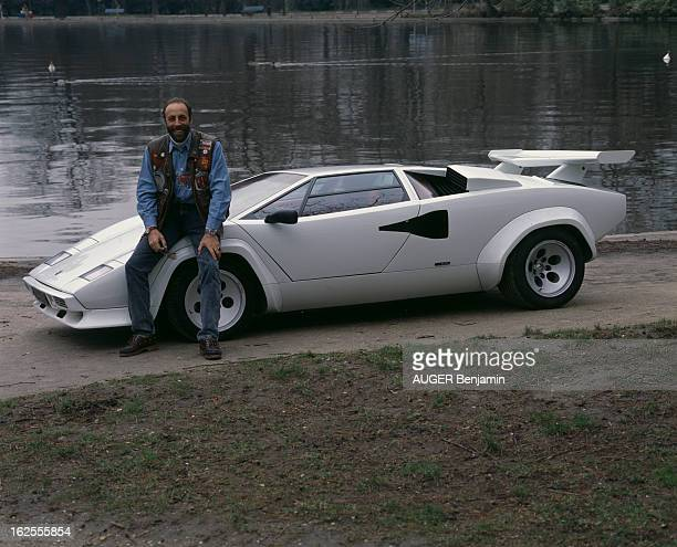 lamborghini countach stock photos and pictures getty images. Black Bedroom Furniture Sets. Home Design Ideas