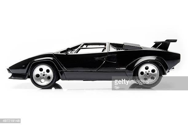 Lamborghini Countach supercar model