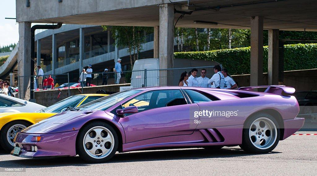 Lamborghini SE30 Diablo