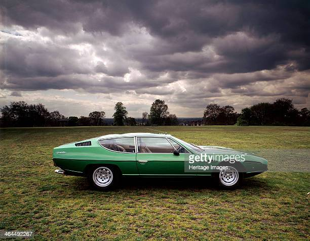 Lamborghini Espada, c1970. After a 'bad experience' owning a Ferrari, wealthy Italian industrialist Ferrucio Lamborghini established his own company,...