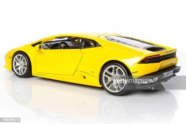 Lamborghini Huracán LP 700-4 supercar modelo de veículo