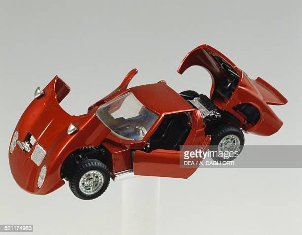 Lamborghini Miura scale model made by Politoys 20th century Unspecified