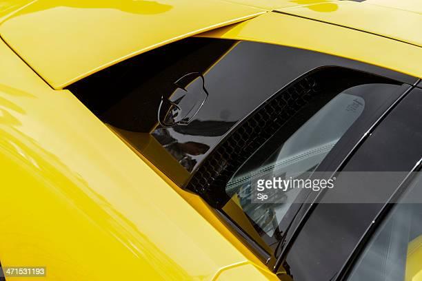 Dettaglio della Lamborghini Murcielago