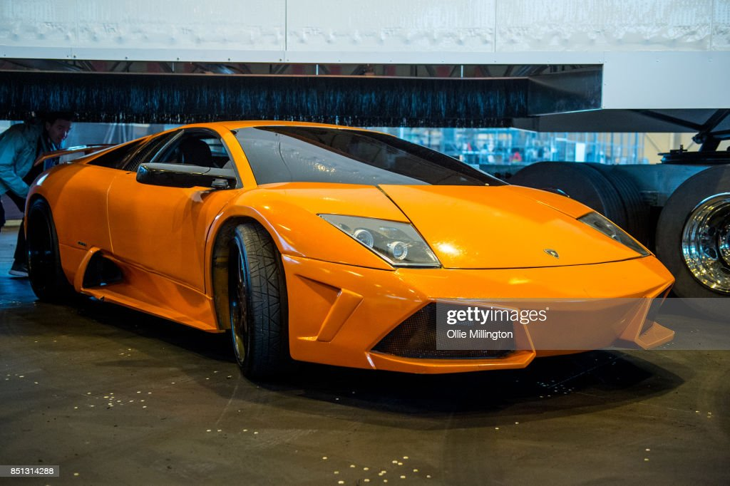A Lamborghini Murcielago Used On Screen By Tyrese Darnell Gibson In