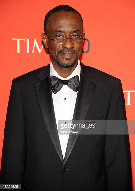 Lamido Sanusi attends the TIME 100 Gala TIME'S 100 Most Influential People In The World at Frederick P Rose Hall Jazz at Lincoln Center on April 26...