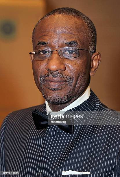 Lamido Sanusi governor of the Central Bank Of Nigeria attends the Islamic Financial Intelligence Summit in Kuala Lumpur Malaysia on Tuesday Nov 15...