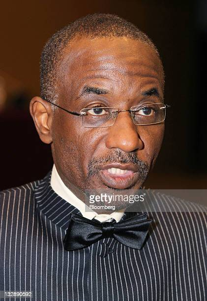 Lamido Sanusi governor of the Central Bank Of Nigeria speaks at the Islamic Financial Intelligence Summit in Kuala Lumpur Malaysia on Tuesday Nov 15...